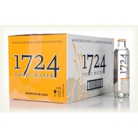 1724 TONIC WATER  20 CL. CAJA 24 UNIDADES