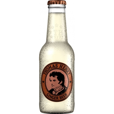 THOMAS HENRY GINGER BEER 20 cl