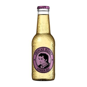 THOMAS HENRY GINGER ALE 20 cl