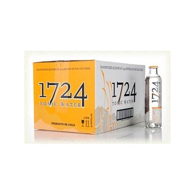 1724 TONIC WATER  20 cl. CAJA 24 UNIDADES