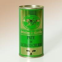 PATE DE LECHAZO CHURRO