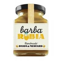 BARBA RUBIA ONION & MUSTARD 200 g