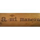 A MI MANERA 2013  0,75 CL