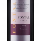 FONTAL ROBLE 2011  75 CL