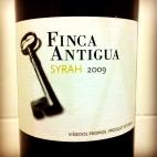 FINCA ANTIGUA SYRAH 2011 0,75 CL